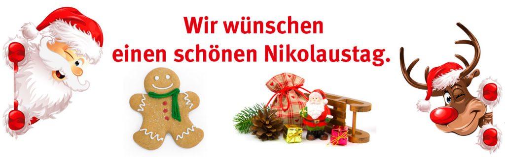 Einen Schönen Nikolaustag Wünscht